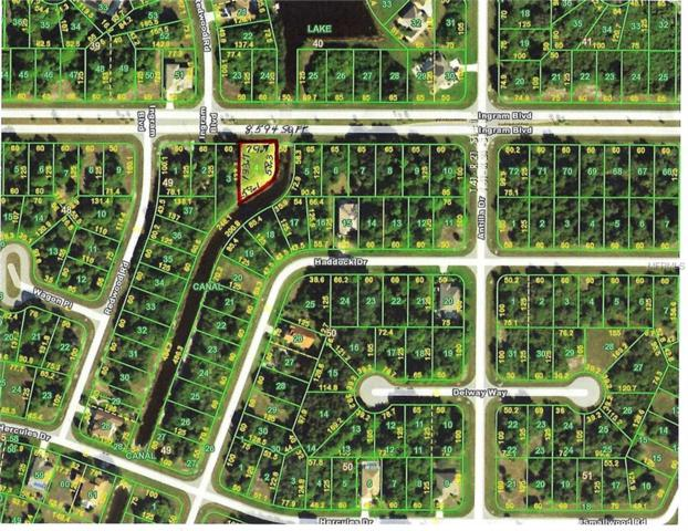157 Ingram Boulevard, Rotonda West, FL 33947 (MLS #C7412157) :: Zarghami Group