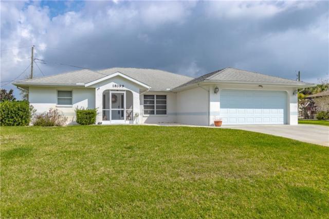 18399 Van Nuys Circle, Port Charlotte, FL 33948 (MLS #C7412189) :: Delgado Home Team at Keller Williams