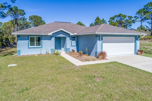 150 Baytree Drive, Rotonda West, FL 33947 (MLS #C7412263) :: Zarghami Group