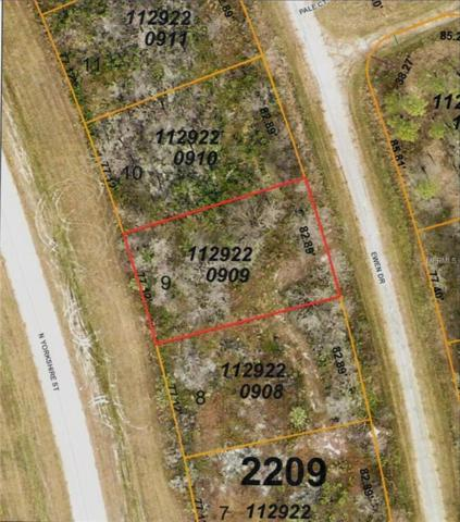 3929 Ewen (Lot 9) Drive, North Port, FL 34288 (MLS #C7412332) :: GO Realty