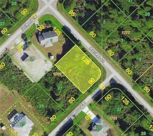 5345 Guidepost Terrace, Port Charlotte, FL 33981 (MLS #C7412336) :: GO Realty