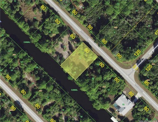 395 Ramblewood Street, Port Charlotte, FL 33953 (MLS #C7412345) :: RE/MAX Realtec Group