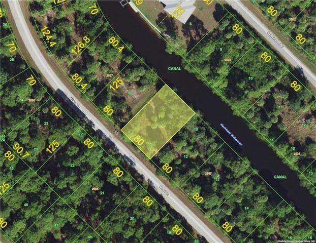 376 Mcdill Drive, Port Charlotte, FL 33953 (MLS #C7412349) :: RE/MAX Realtec Group