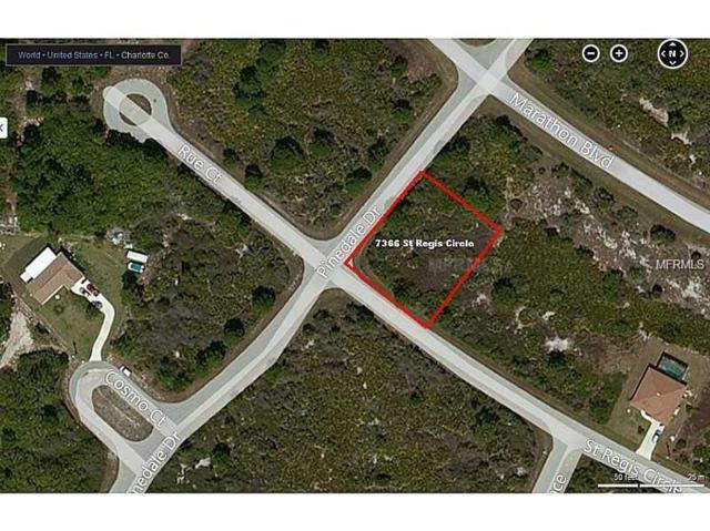 7366 St Regis Circle, Port Charlotte, FL 33981 (MLS #C7412383) :: The Duncan Duo Team