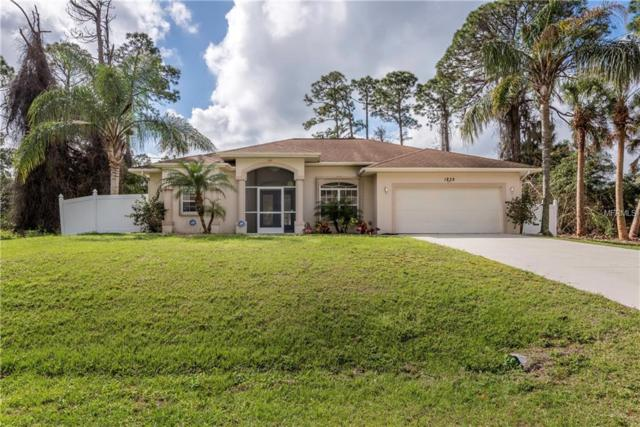 1839 Norvell Avenue, North Port, FL 34286 (MLS #C7412426) :: The Edge Group at Keller Williams