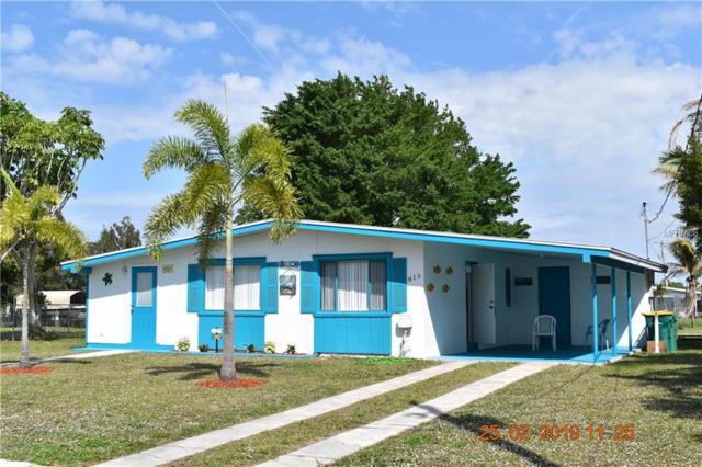 815 Conreid Drive NE, Port Charlotte, FL 33952 (MLS #C7412475) :: The Duncan Duo Team