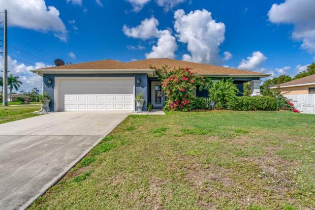 2724 NE 7TH Place, Cape Coral, FL 33909 (MLS #C7412693) :: The Light Team