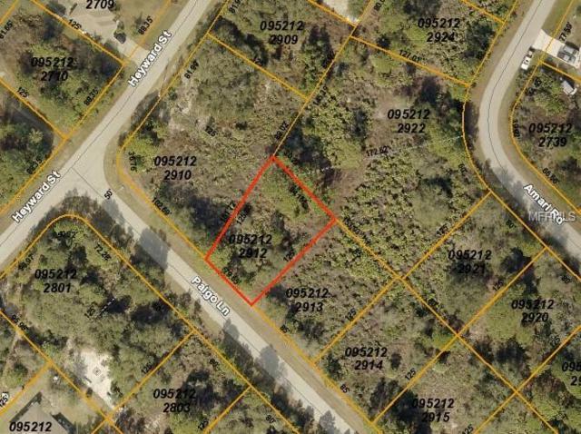 Paigo Lane, North Port, FL 34291 (MLS #C7412772) :: Baird Realty Group