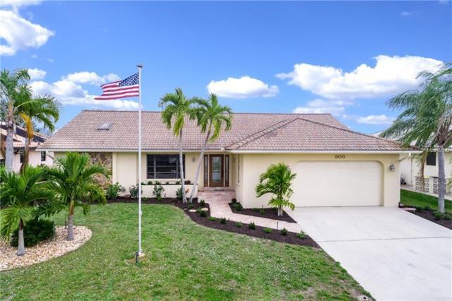 800 Coronado Drive, Punta Gorda, FL 33950 (MLS #C7412840) :: Mark and Joni Coulter | Better Homes and Gardens