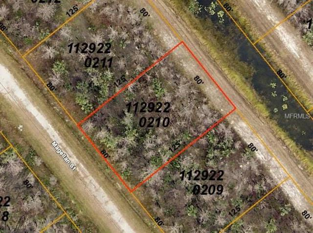 Magellan Street, North Port, FL 34288 (MLS #C7412953) :: GO Realty