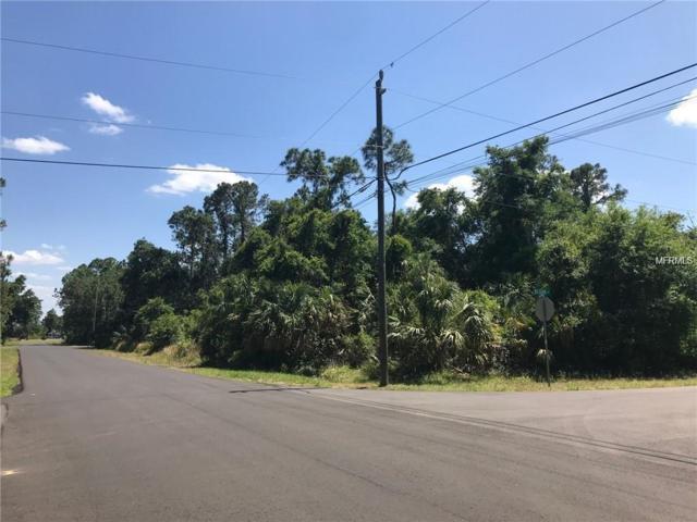 Wilburn Terrace, North Port, FL 34288 (MLS #C7412956) :: Cartwright Realty