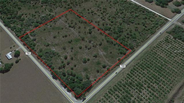 SW Co Road 769, Arcadia, FL 34266 (MLS #C7413088) :: RE/MAX Realtec Group