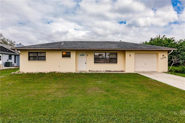 3328 Steadman Street, Port Charlotte, FL 33980 (MLS #C7413100) :: Burwell Real Estate