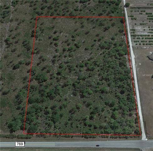 SW Co Road 769, Arcadia, FL 34266 (MLS #C7413109) :: RE/MAX Realtec Group