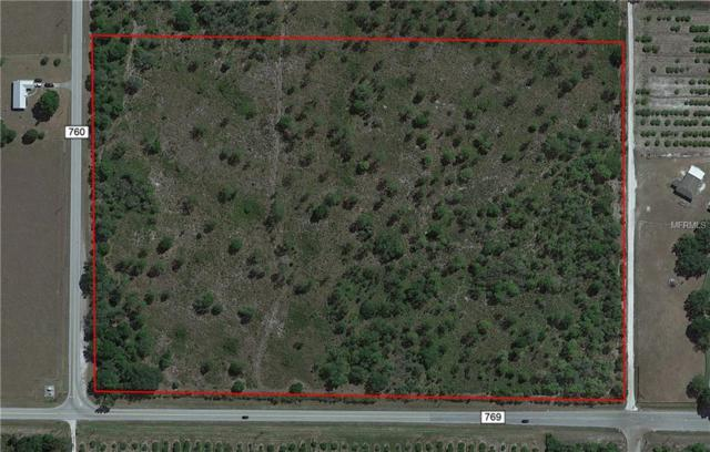 SW Co Road 769, Arcadia, FL 34266 (MLS #C7413121) :: RE/MAX Realtec Group