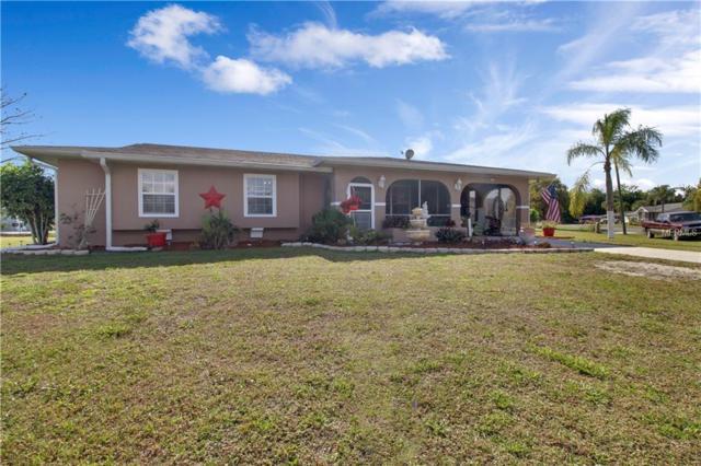 401 Chestnut Avenue NW, Port Charlotte, FL 33952 (MLS #C7413143) :: Delgado Home Team at Keller Williams