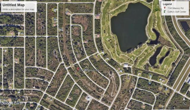 7143 Manniz Road, Port Charlotte, FL 33981 (MLS #C7413170) :: GO Realty