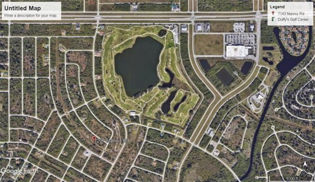 7207 Manniz Road, Port Charlotte, FL 33981 (MLS #C7413171) :: GO Realty