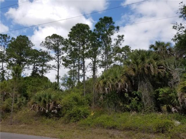 Lot 40 Firebrand Road, North Port, FL 34288 (MLS #C7413232) :: The Duncan Duo Team