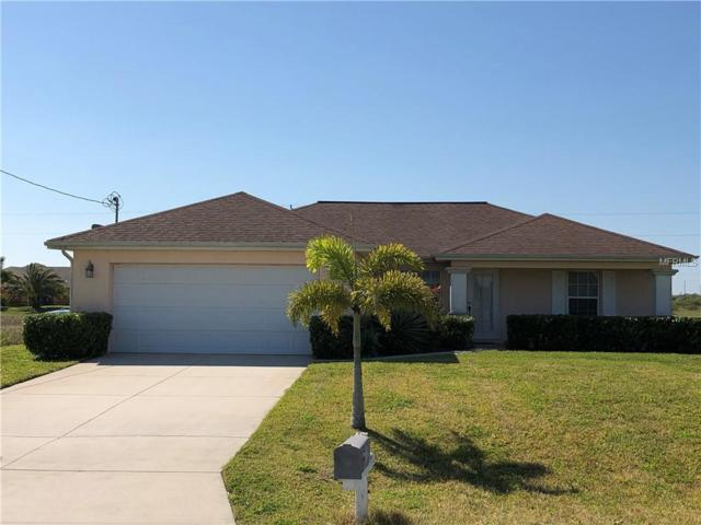 3812 NW 40TH Lane, Cape Coral, FL 33993 (MLS #C7413255) :: The Duncan Duo Team