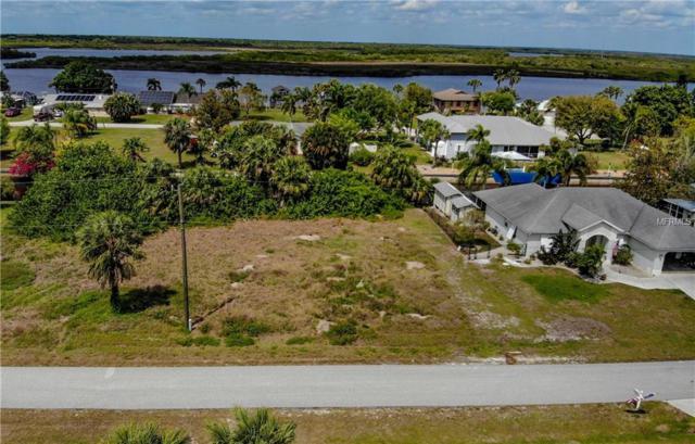2061 Palm Harbor Ter, Punta Gorda, FL 33982 (MLS #C7413281) :: The Duncan Duo Team