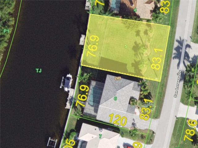 3873 San Lorenzo Drive, Punta Gorda, FL 33950 (MLS #C7413283) :: Delgado Home Team at Keller Williams