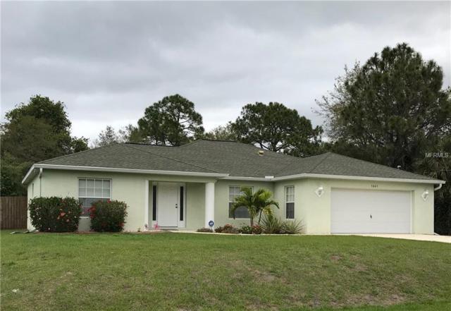 3045 Jason Street, North Port, FL 34288 (MLS #C7413326) :: Medway Realty