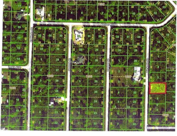 3134 Pickett Street, Port Charlotte, FL 33981 (MLS #C7413328) :: Burwell Real Estate