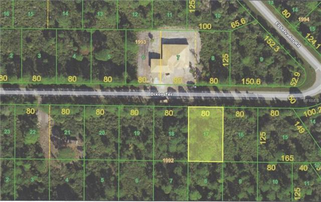 2670 Dixon Terrace, Port Charlotte, FL 33981 (MLS #C7413355) :: Medway Realty