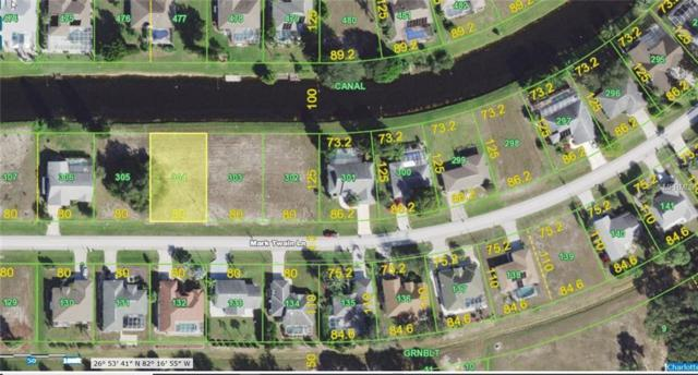 118 Mark Twain Lane, Rotonda West, FL 33947 (MLS #C7413384) :: Burwell Real Estate