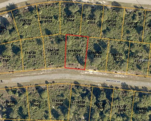 6156 (Lot 24) Mangrove Avenue, North Port, FL 34288 (MLS #C7413441) :: Baird Realty Group