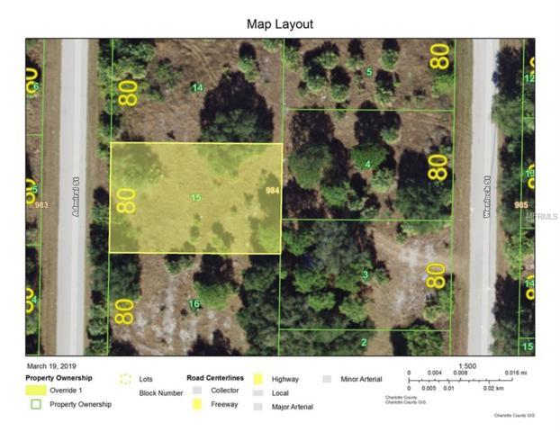 442 Admiral Street, Port Charlotte, FL 33954 (MLS #C7413449) :: Premium Properties Real Estate Services