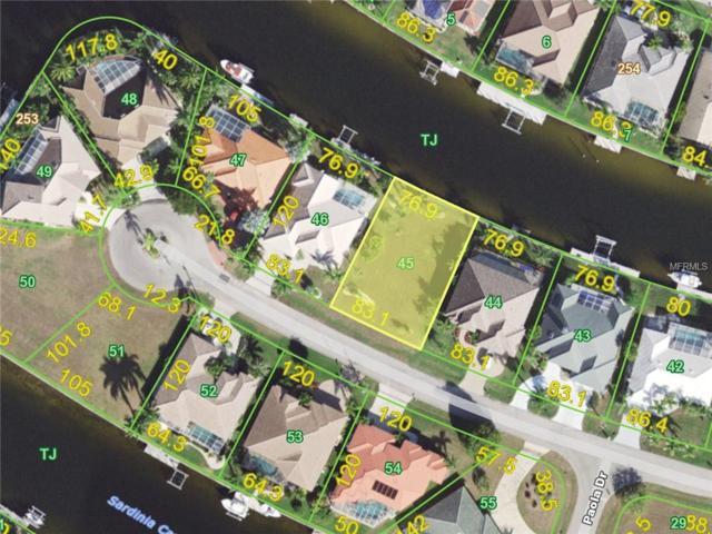 560 Port Bendres Drive, Punta Gorda, FL 33950 (MLS #C7413504) :: Delgado Home Team at Keller Williams