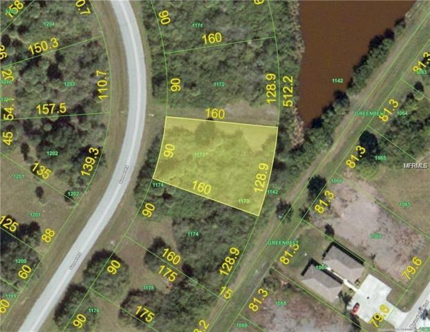 225 Sunset Road N, Rotonda West, FL 33947 (MLS #C7413566) :: Keller Williams Realty Peace River Partners