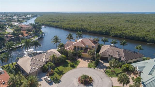 3836 Aves Island Court, Punta Gorda, FL 33950 (MLS #C7413602) :: Keller Williams Realty Peace River Partners