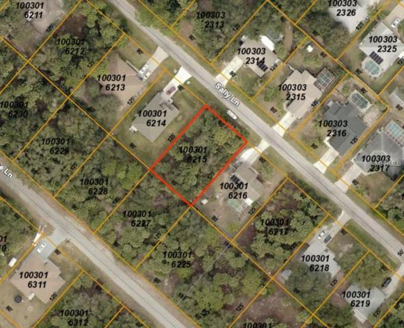 Sally Lane, North Port, FL 34286 (MLS #C7413636) :: Medway Realty