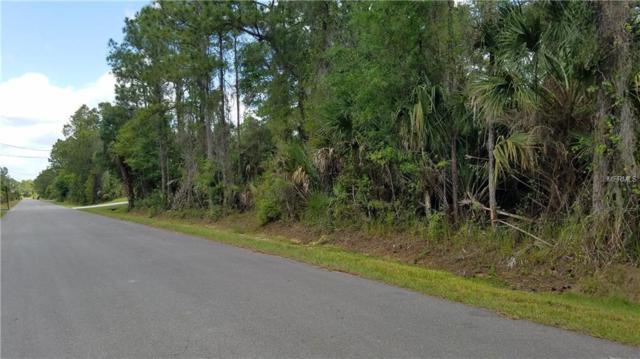 Valentine Street, North Port, FL 34288 (MLS #C7413666) :: Medway Realty