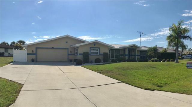 310 Spring Lake Boulevard NW, Port Charlotte, FL 33952 (MLS #C7413699) :: Gate Arty & the Group - Keller Williams Realty