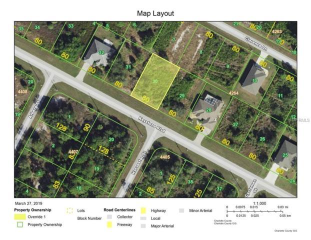 13300 Keystone Boulevard, Port Charlotte, FL 33981 (MLS #C7413705) :: Medway Realty