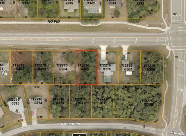 E Price Boulevard, North Port, FL 34288 (MLS #C7413716) :: Burwell Real Estate