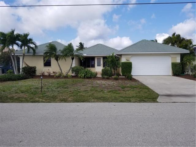 461 Via Esplanade, Punta Gorda, FL 33950 (MLS #C7413726) :: Delgado Home Team at Keller Williams