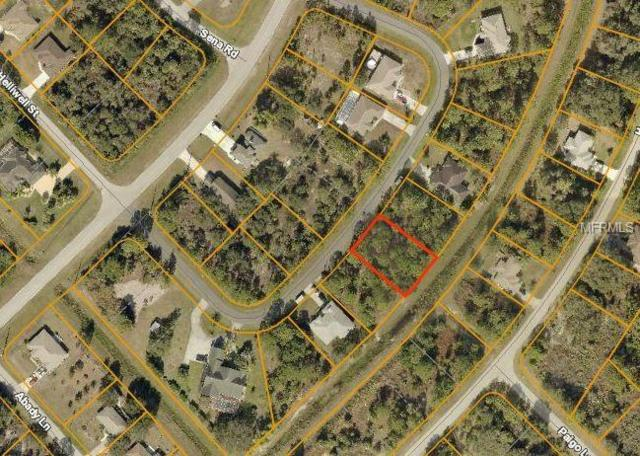 Lot 14 Helliwell Street, North Port, FL 34291 (MLS #C7413732) :: GO Realty