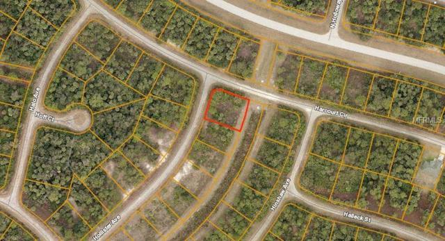 Lot 19 Hollister Avenue, North Port, FL 34288 (MLS #C7413738) :: Baird Realty Group