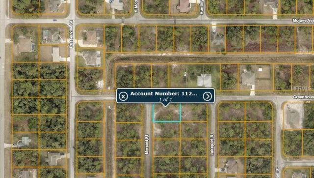 Lot 42 Merced Street, North Port, FL 34288 (MLS #C7413744) :: Mark and Joni Coulter | Better Homes and Gardens