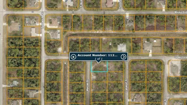 Lot 42 Merced Street, North Port, FL 34288 (MLS #C7413744) :: Medway Realty
