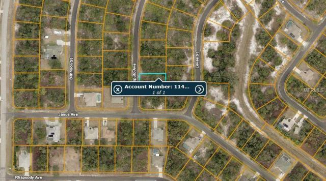 Lot 2 Caputo Road, North Port, FL 34288 (MLS #C7413749) :: Delgado Home Team at Keller Williams