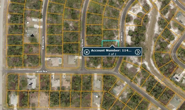Lot 23 Levee Street, North Port, FL 34288 (MLS #C7413751) :: Delgado Home Team at Keller Williams