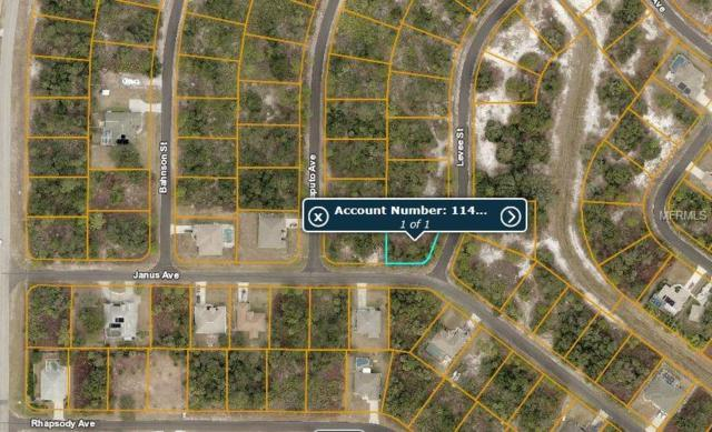 Lot 24 Levee Street, North Port, FL 34288 (MLS #C7413753) :: Delgado Home Team at Keller Williams