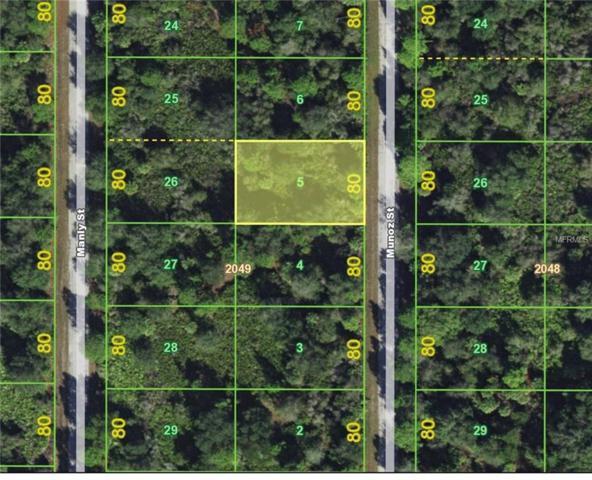 425 Munoz Street, Port Charlotte, FL 33953 (MLS #C7413801) :: Cartwright Realty