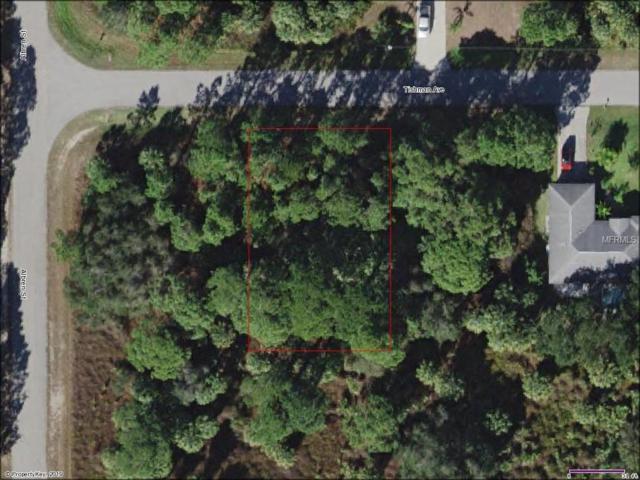 Tishman Avenue, North Port, FL 34286 (MLS #C7413802) :: Medway Realty